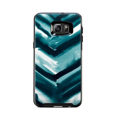 Otterbox Symmetry Samsung Galaxy S6 Edge Plus Skin - Watercolor Chevron