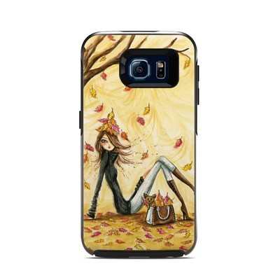 Otterbox Symmetry Samsung Galaxy S6 Skin - Autumn Leaves
