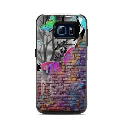 Otterbox Symmetry Samsung Galaxy S6 Skin - Butterfly Wall