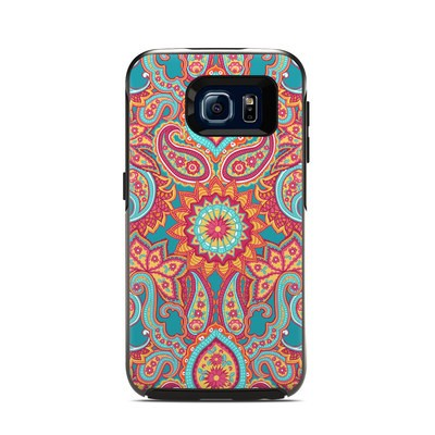 Otterbox Symmetry Samsung Galaxy S6 Skin - Carnival Paisley