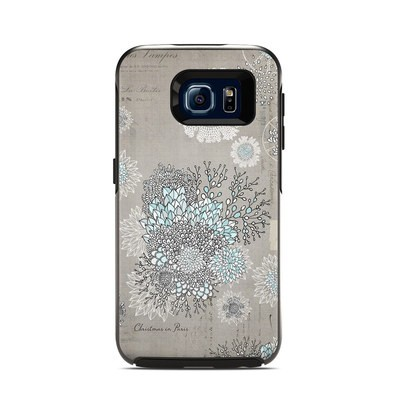 OtterBox Symmetry Samsung Galaxy S6 Skin - Christmas In Paris