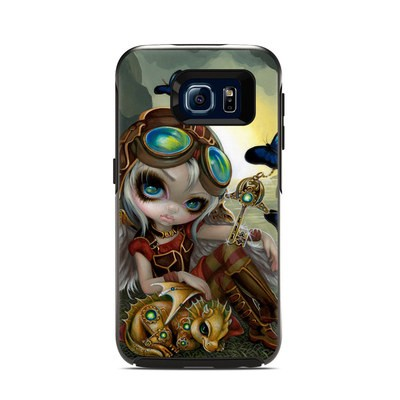 Otterbox Symmetry Samsung Galaxy S6 Skin - Clockwork Dragonling