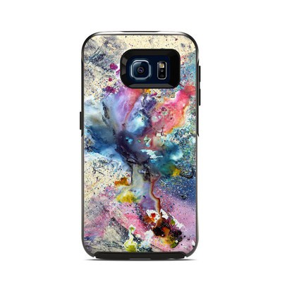 Otterbox Symmetry Samsung Galaxy S6 Skin - Cosmic Flower