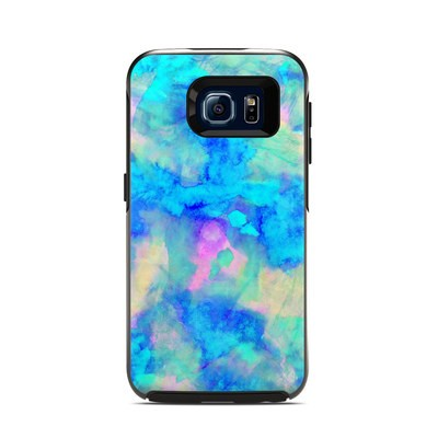 Otterbox Symmetry Samsung Galaxy S6 Skin - Electrify Ice Blue