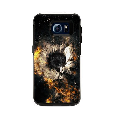 Otterbox Symmetry Samsung Galaxy S6 Skin - Flower Fury