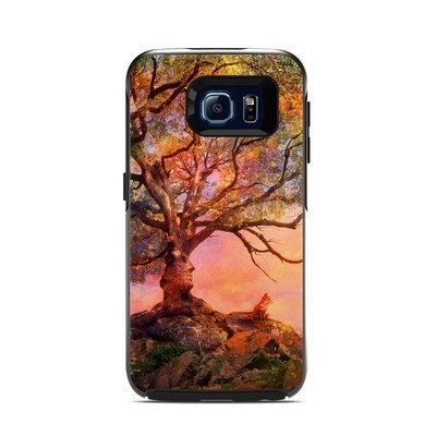 Otterbox Symmetry Samsung Galaxy S6 Skin - Fox Sunset