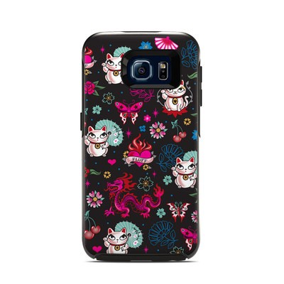 OtterBox Symmetry Samsung Galaxy S6 Skin - Geisha Kitty
