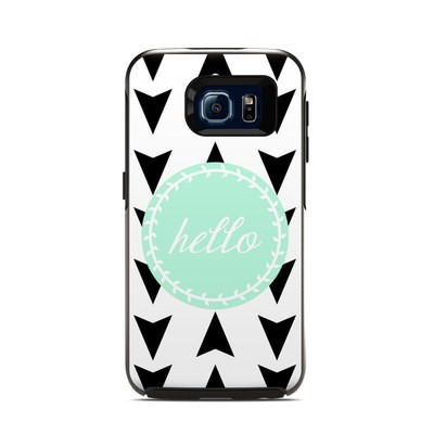 Otterbox Symmetry Samsung Galaxy S6 Skin - Greetings
