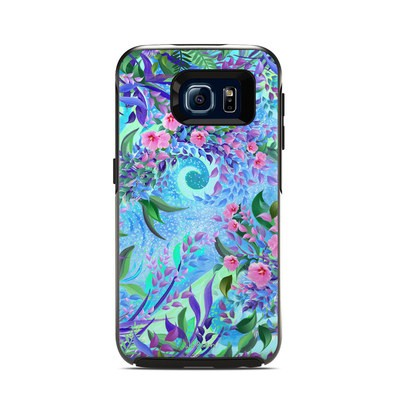 Otterbox Symmetry Samsung Galaxy S6 Skin - Lavender Flowers