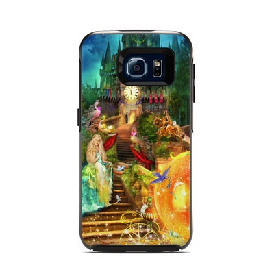 Otterbox Symmetry Samsung Galaxy S6 Skin - Midnight Fairytale