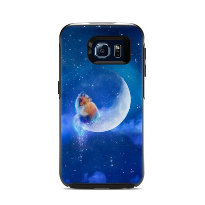 Otterbox Symmetry Samsung Galaxy S6 Skin - Moon Fox