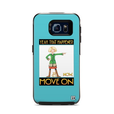 OtterBox Symmetry Samsung Galaxy S6 Skin - Move On