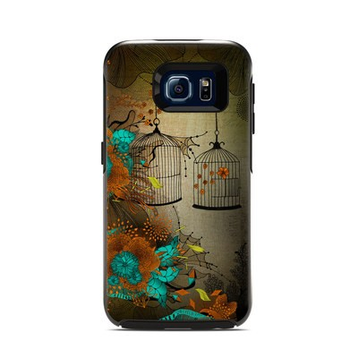 Otterbox Symmetry Samsung Galaxy S6 Skin - Rusty Lace