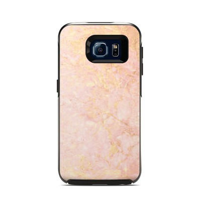 OtterBox Symmetry Samsung Galaxy S6 Skin - Rose Gold Marble