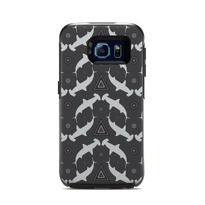 OtterBox Symmetry Samsung Galaxy S6 Skin - Shiver of Sharks