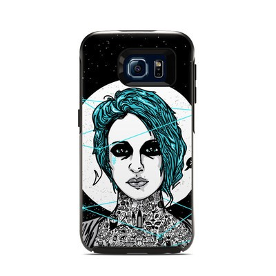 OtterBox Symmetry Samsung Galaxy S6 Skin - The Siren