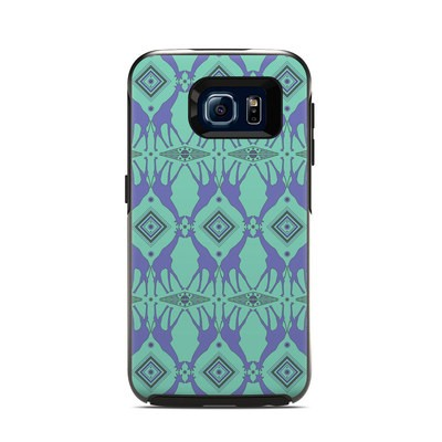 OtterBox Symmetry Samsung Galaxy S6 Skin - Tower of Giraffes