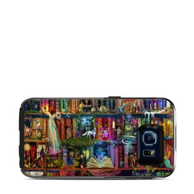 Otterbox Symmetry Samsung Galaxy S6 Skin - Treasure Hunt