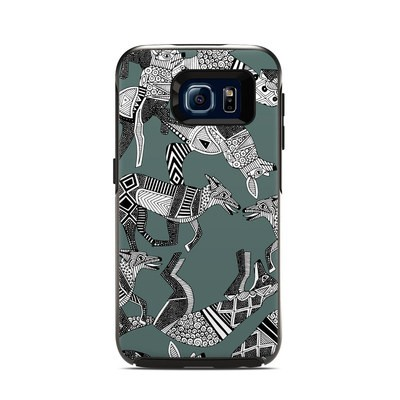 OtterBox Symmetry Samsung Galaxy S6 Skin - Woodland Fox