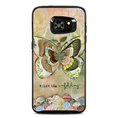 Otterbox Symmetry Samsung Galaxy S7 Edge Skin - Allow The Unfolding