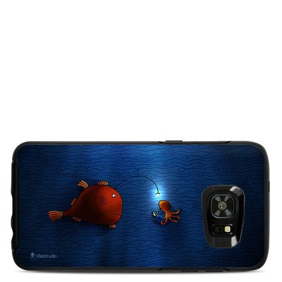 Otterbox Symmetry Samsung Galaxy S7 Edge Skin - Angler Fish