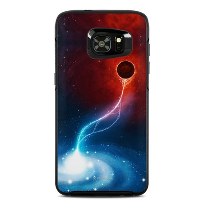 OtterBox Symmetry Samsung Galaxy S7 Edge Skin - Black Hole