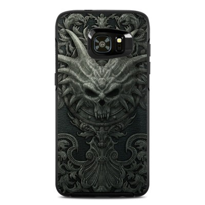 OtterBox Symmetry Samsung Galaxy S7 Edge Skin - Black Book