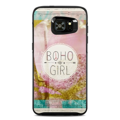 Otterbox Symmetry Samsung Galaxy S7 Edge Skin - Boho Girl