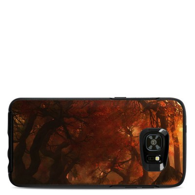 OtterBox Symmetry Samsung Galaxy S7 Edge Skin - Canopy Creek Autumn