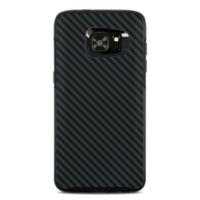 OtterBox Symmetry Samsung Galaxy S7 Edge Skin - Carbon