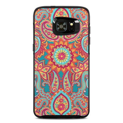 OtterBox Symmetry Samsung Galaxy S7 Edge Skin - Carnival Paisley