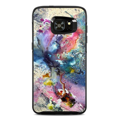 OtterBox Symmetry Samsung Galaxy S7 Edge Skin - Cosmic Flower