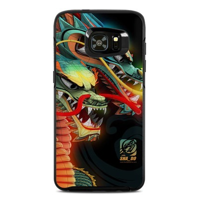OtterBox Symmetry Samsung Galaxy S7 Edge Skin - Dragons