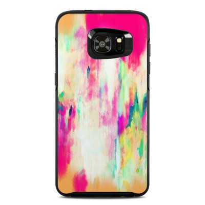 Otterbox Symmetry Samsung Galaxy S7 Edge Skin - Electric Haze