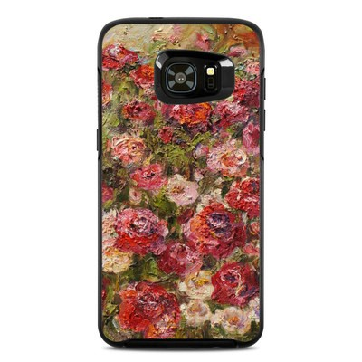 OtterBox Symmetry Samsung Galaxy S7 Edge Skin - Fleurs Sauvages
