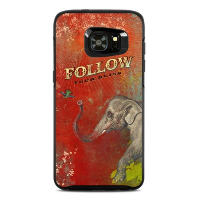 OtterBox Symmetry Samsung Galaxy S7 Edge Skin - Follow Your Bliss
