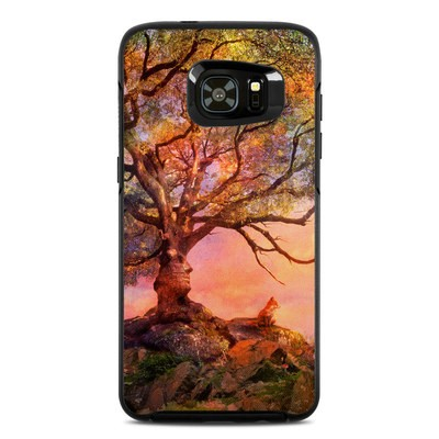 Otterbox Symmetry Samsung Galaxy S7 Edge Skin - Fox Sunset