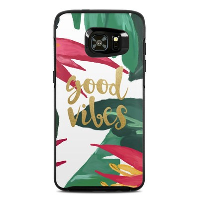 OtterBox Symmetry Samsung Galaxy S7 Edge Skin - Good Vibes