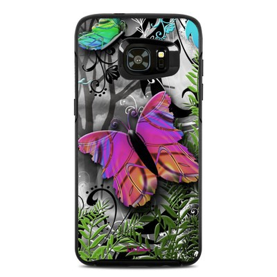 Otterbox Symmetry Samsung Galaxy S7 Edge Skin - Goth Forest