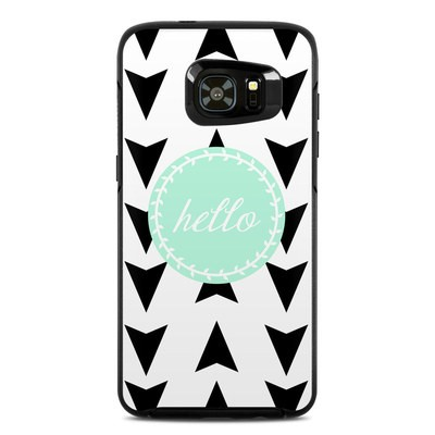 Otterbox Symmetry Samsung Galaxy S7 Edge Skin - Greetings