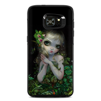 Otterbox Symmetry Samsung Galaxy S7 Edge Skin - Green Goddess