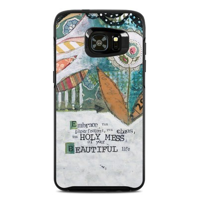 OtterBox Symmetry Samsung Galaxy S7 Edge Skin - Holy Mess