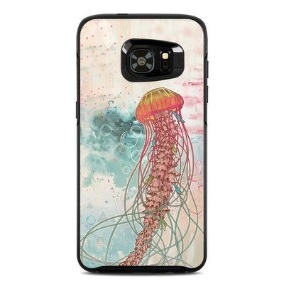 Otterbox Symmetry Samsung Galaxy S7 Edge Skin - Jellyfish