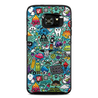 Otterbox Symmetry Samsung Galaxy S7 Edge Skin - Jewel Thief
