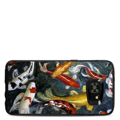 OtterBox Symmetry Samsung Galaxy S7 Edge Skin - Koi's Happiness