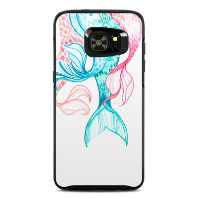 Otterbox Symmetry Samsung Galaxy S7 Edge Skin - Mermaid Tails