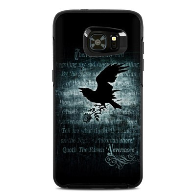 Otterbox Symmetry Samsung Galaxy S7 Edge Skin - Nevermore