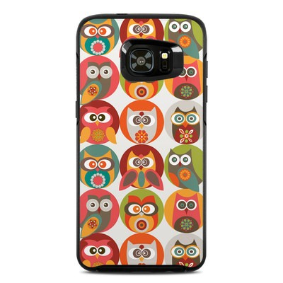 Otterbox Symmetry Samsung Galaxy S7 Edge Skin - Owls Family