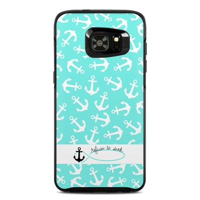 OtterBox Symmetry Samsung Galaxy S7 Edge Skin - Refuse to Sink