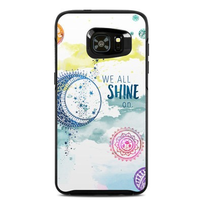 OtterBox Symmetry Samsung Galaxy S7 Edge Skin - Shine On